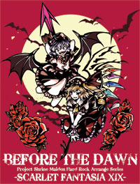 BEFORE THE DAWN Tシャツ | [kapparecords]
