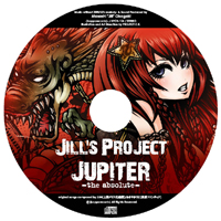 Jupiter -the absolute- Limited Edition | Jill's Project