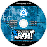 Masashi Okagaki and Friends『SCARLET FANTASIA II』|[kapparecords]