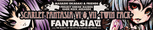 SCARLET FANTASIA VI & VI -twin pack- [kapparecords]